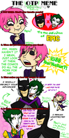 Batman: OTP meme...of DOOM by Kyohi-no-Mekura
