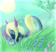 Lush by drawitout