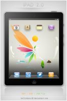 i-pad  2.0 by hybridic