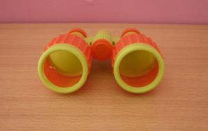 Toy Binoculars 1 by shelldevil