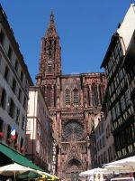 Cathedrale de Strasbourg by kfjg