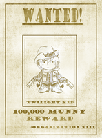 Wanted: Twilight Kid by Miina-san