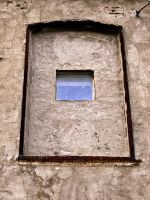 Old Window II by Baq-Stock