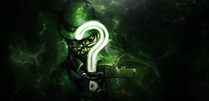 riddler by robgee789