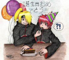Belated Sasori Birthday by kyouren