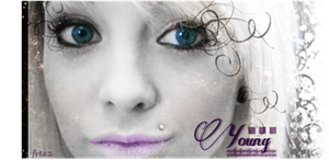 Young Girl Signature by xMarquinhos