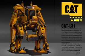 Cat-l31 09202013 by WarrGon