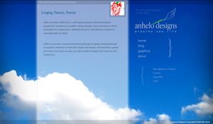 Anhelo Designs - Breathe by TebgDoran