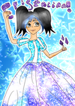 contest :Cristalina In A Ballgown by winxsome