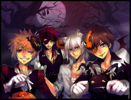 THIS IS HALLOWEEN by einlee