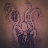 Slenderman -Request- by Jezzia
