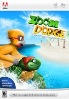 Zoom and Dodge video game cov. by blue-flamingo