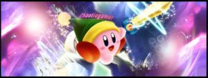 Kirby Space Sig by Chaoticgamer