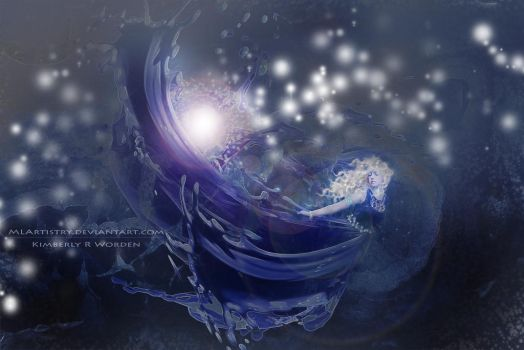 Moonlight Sonata - Queen of Light by MLArtistry
