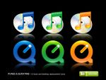 iTunes And Quicktime by deleket