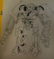Nightbeat outline by Bennett17