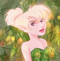 Tinkerbell by nor-renee