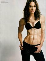 Keira Knightley by soccermanager