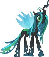 Chrysalis Rainbow Power by LunarKisa