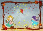 Aceo #005 Autumn Winds by MahoushoujoPurin