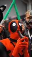 NYCC 2012 - Silly Deadpool by BluePhoenix-Ra