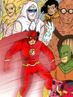 The Flash DCnU by Chickenmonkey707