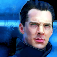 Benedict Cumberbatch-09 John Harrison by BlueZest