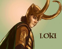 Loki by the-foolish-princess