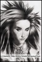 .:: Bill Kaulitz 3 ::. by Kuroi-Tenshii