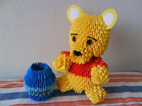 Winnie the Pooh by Integrall