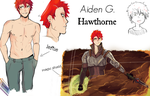 Aiden G. Hawthorne by The-Scarlet-Sky