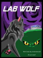 Lab wolf cover by Archerionwolf