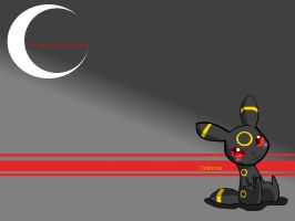 Umbreon by Chibi-Kitty-Chan