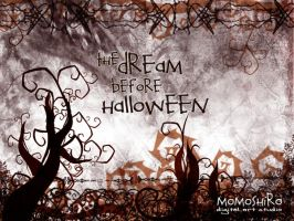 The Dream Before Halloween by mgcarpizo