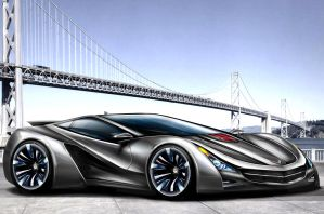 Corvette Trinity Concept by Bridge by toyonda