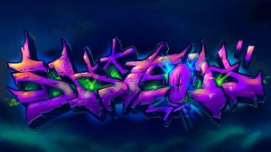 letters by Skeone