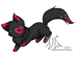Ashrt753: Ashley by ShinshiAdoptables