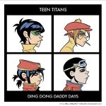 Teen Titans - Ding Dong Daddy Days by BillWalko