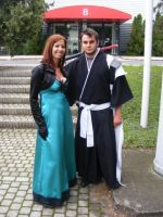 Reira and  Isshin :D by Redzs00