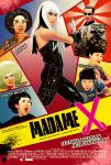 Madame X movie poster by numbo