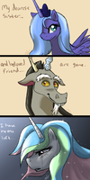 Lonely Princess by BlueHeart417