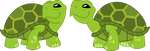 Vector 29} Turtles by eipreD