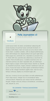 Fella Journalskin v3 by janvanlysebettens