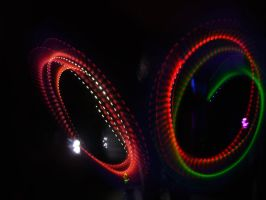 GLOW STICK STOCK 5 by Forbidden-Stock