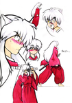 InuYasha by ThelxlBloodlxlPrince