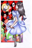 Alice: Madness Retuns by AkEshiba
