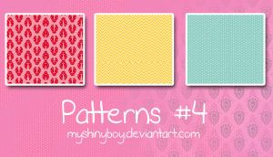 Patterns .04 by MyShinyBoy