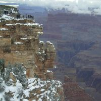 Grand Canyon Displacement by daftalchemy