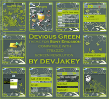 Devious Green by devJakey