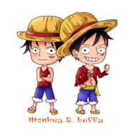 MD Luffy by Megalow